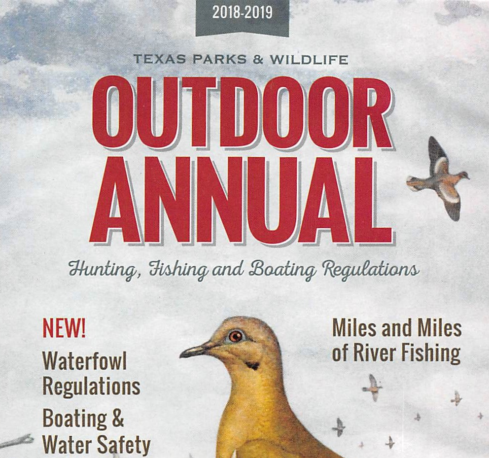 TX Hunting License Sale Opens